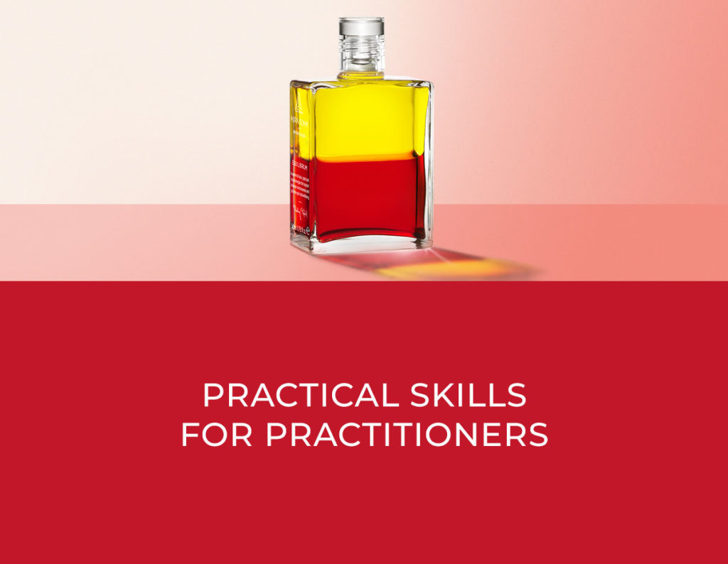 Practical Skills Aura Soma for practitioners